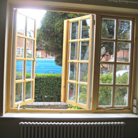 Timber Windows