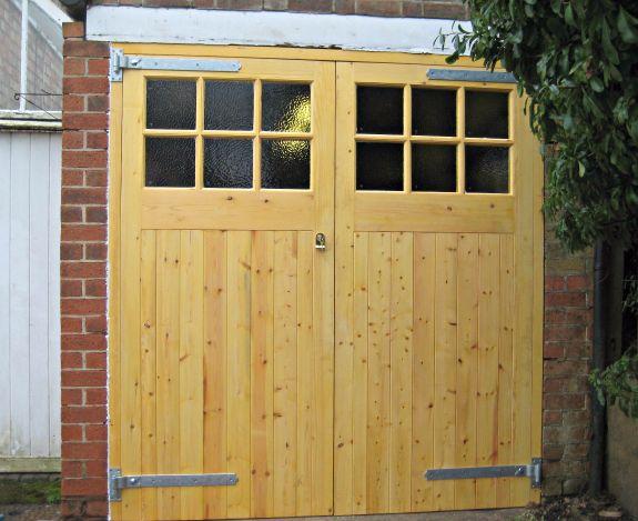 Wooden Garage Doors Birmingham West Midlands